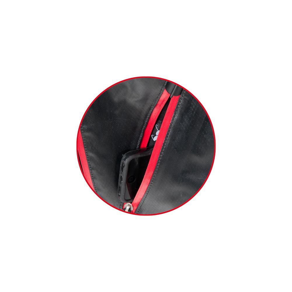 shift golf s2 waterproof golf standbag wei schwarz rot. Black Bedroom Furniture Sets. Home Design Ideas