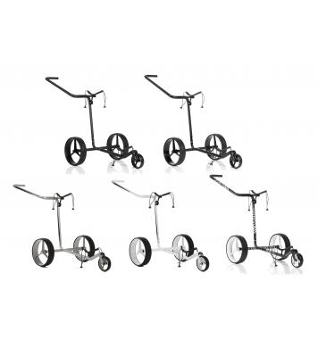 JuCad Carbon 3-Rad-Trolley
